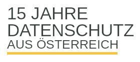 15 Jahre Datenschutz aus Österreich
